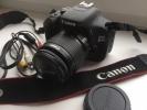 Canon 600D зеркальная фотокамера