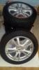 Новые колёса R18: диски+ зимние шины