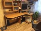 Стол с двумя рабочими местами