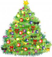 Новогодняя елка в подарок