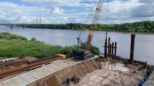 В Киришах построят новый мост